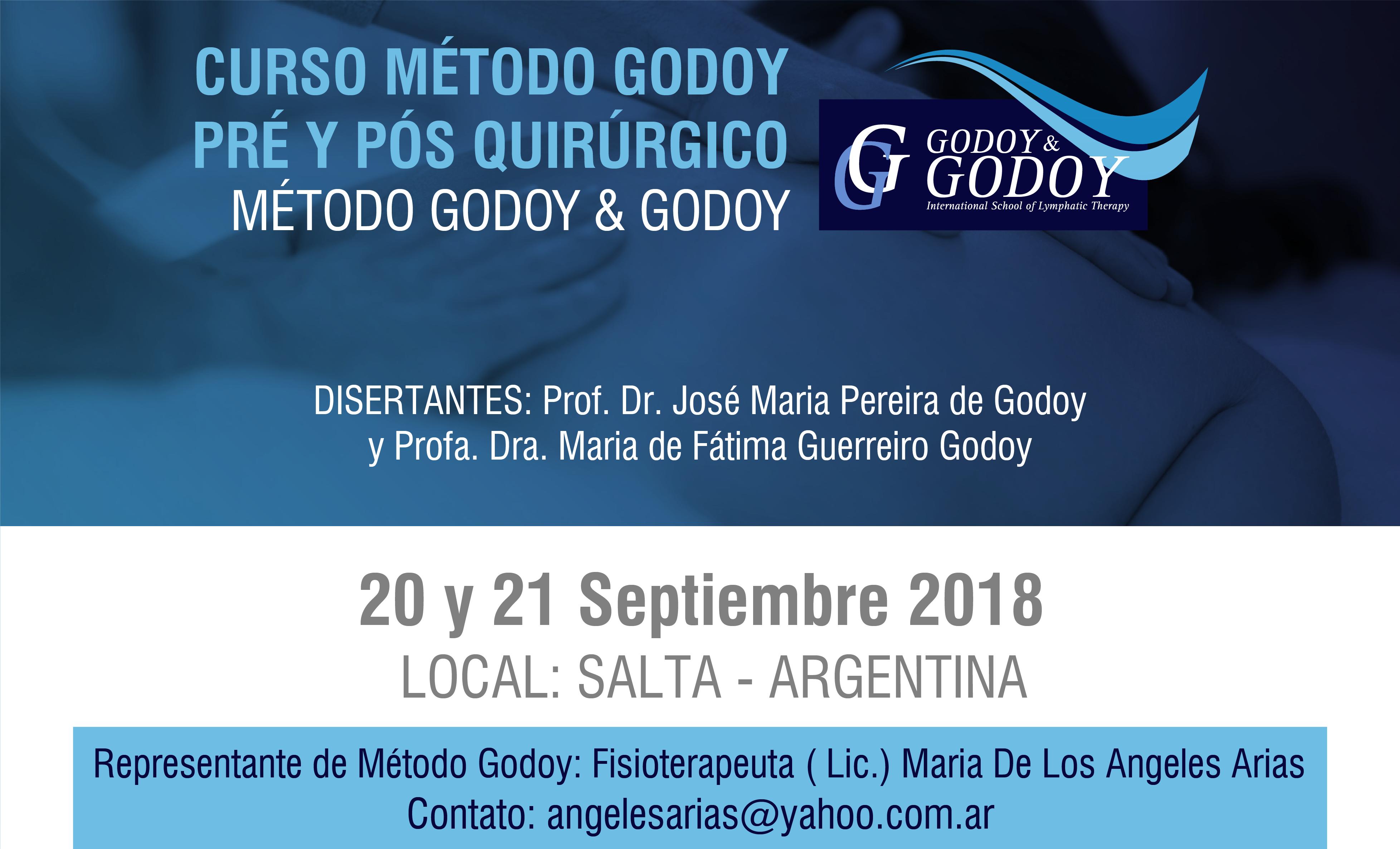 Curso Método Godoy Pré y Pós Quirúrgico