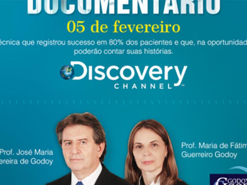 Especialistas da Clínica Godoy falam de tratamento de linfedema na Discovery Channel