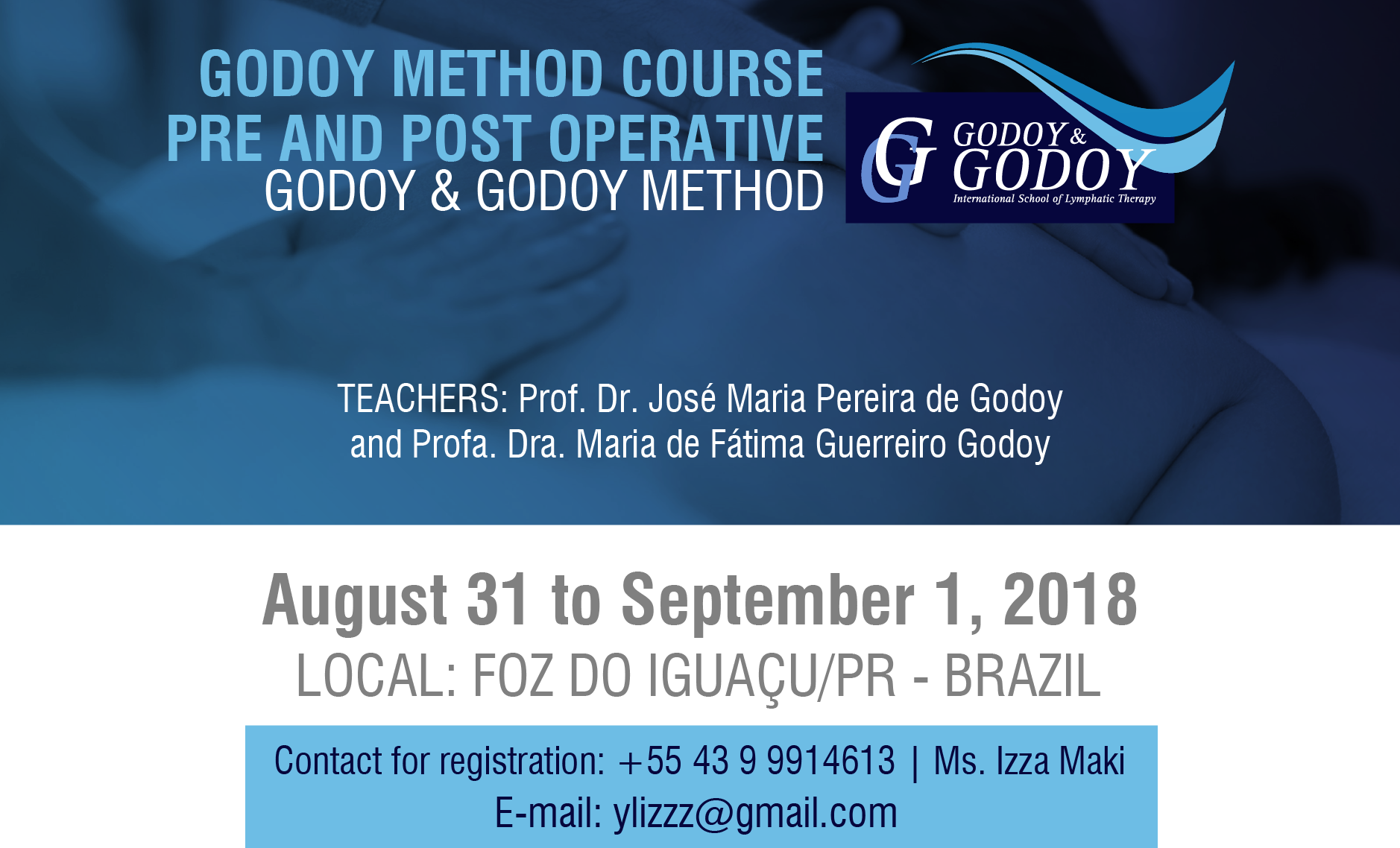 Method Course pre and post operative